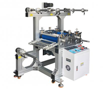320 Half-break slitting machine (with transfer function)